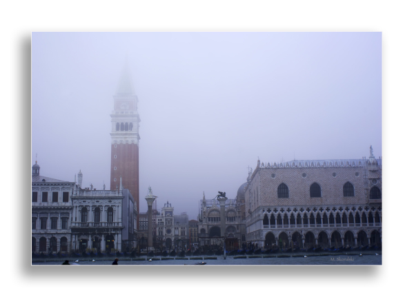 Foggy Venice 21 (Final Image)