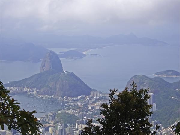 Misty Rio De Janeiro