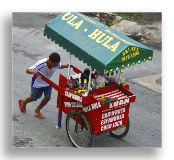 Brazilian Hula Hula  Vendor