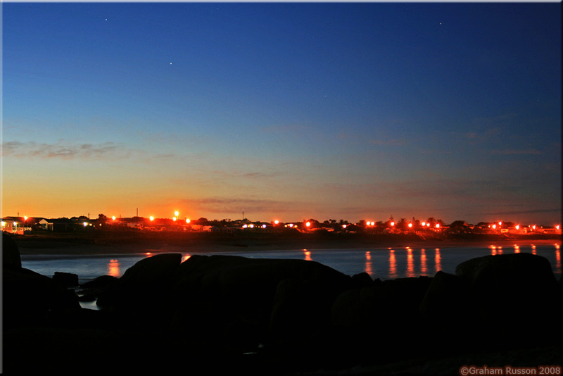 langebaan dawn