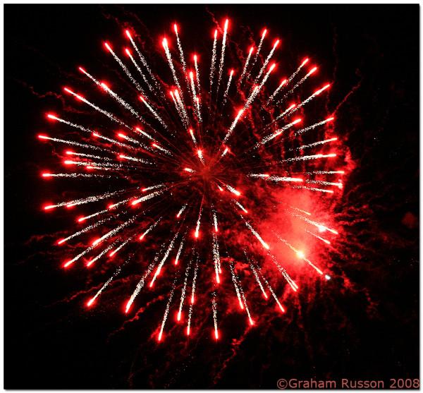 fireworks blouberg dirk fyfe