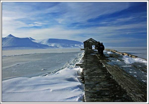 svalbard arctic