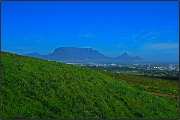 Table Mountain Cape Town Durbanville