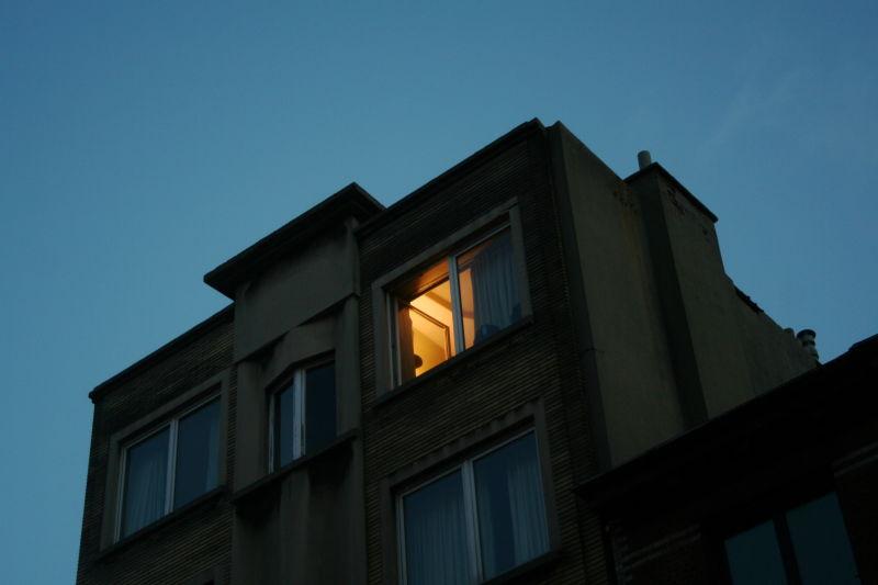 twilight light