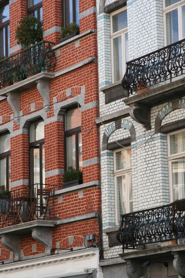 des balcons