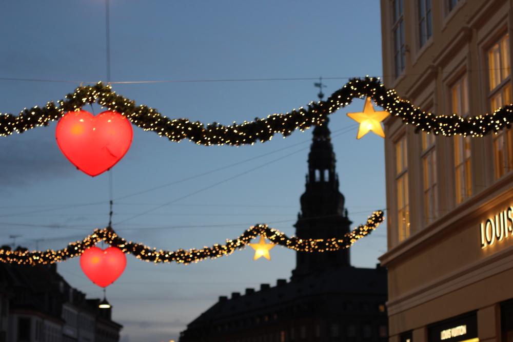Christiansborg julepynt