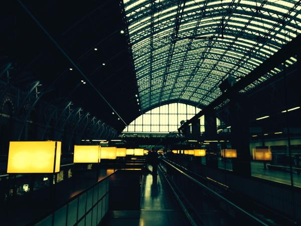 international rail lounge