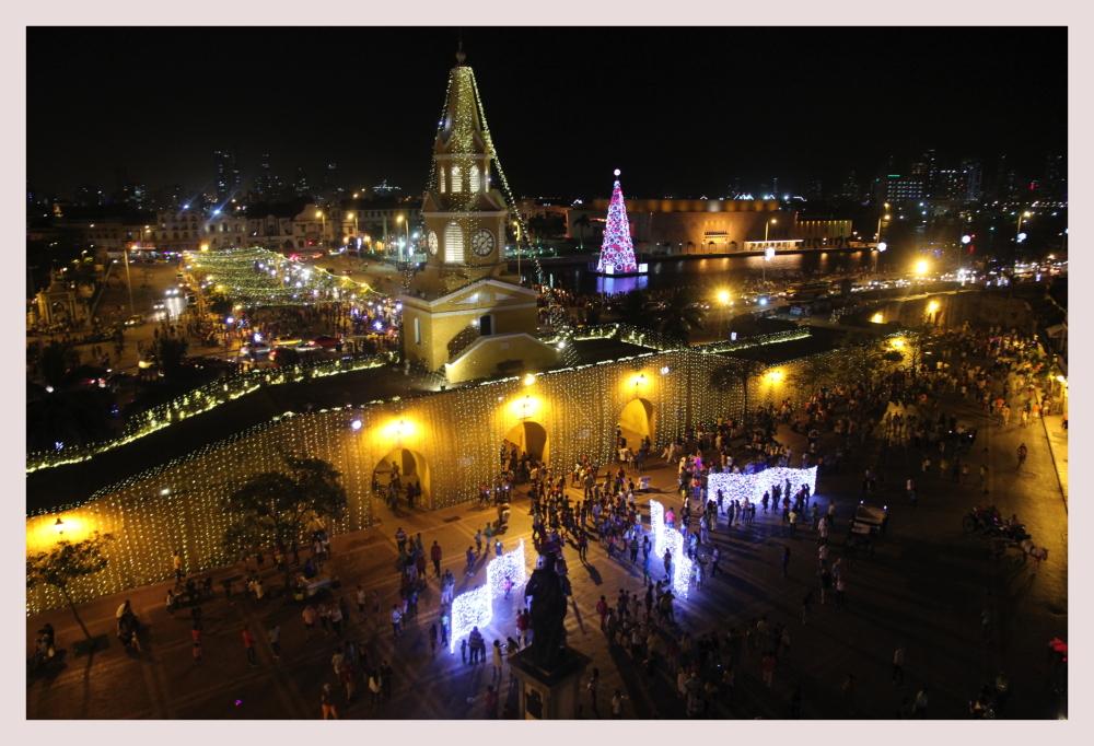 Cartagena : 25.12.2014