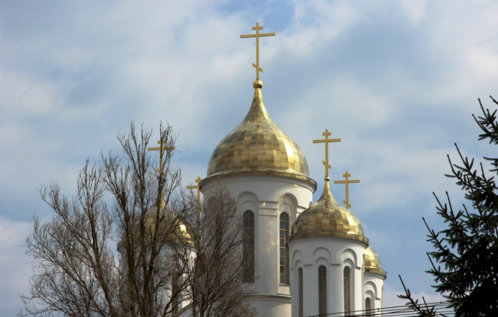 russian orthodox Church, Ternopil
