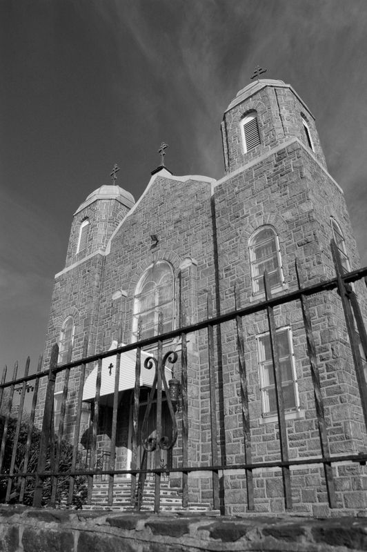 churches of chester: st mary's ukrainian orthodox