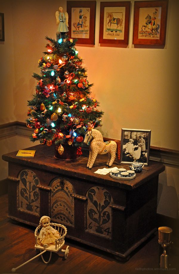 christmas at winterthur: the play room