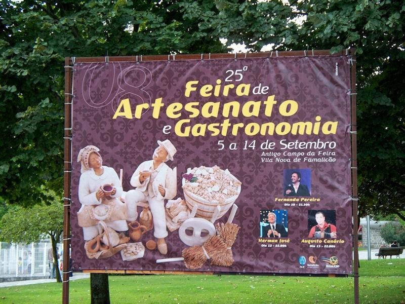 feira artesanato gastronomia