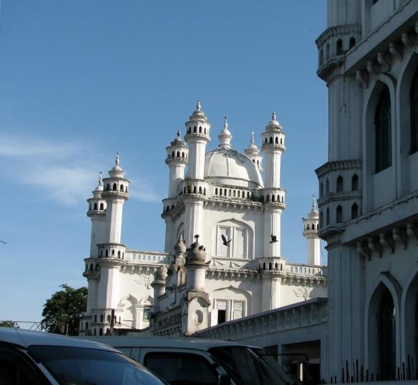 old Columbo Mosque Srilanka