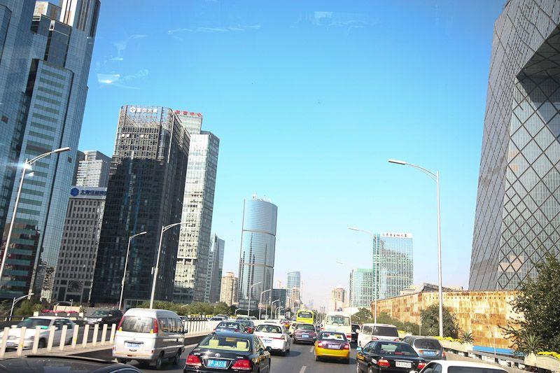 beijing's traffic