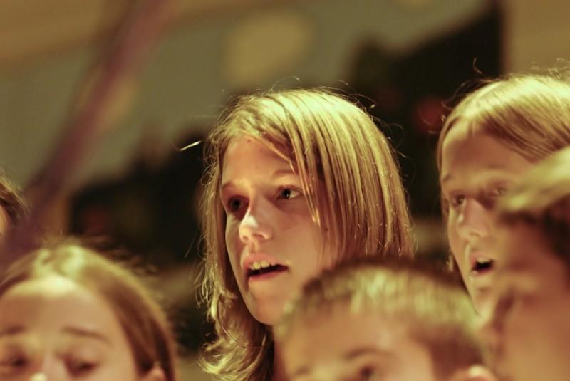 Chorale college St-Sorlin-en-Valloire Drome