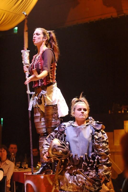 Cabaret Carnaval Romans-sur-Isere Drome 26
