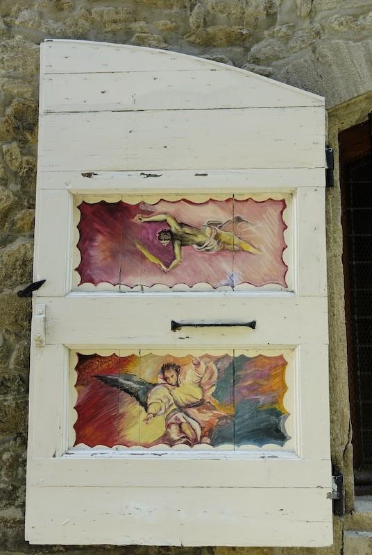 Volet peinture Etoile-Sur-Rhone Drome 26