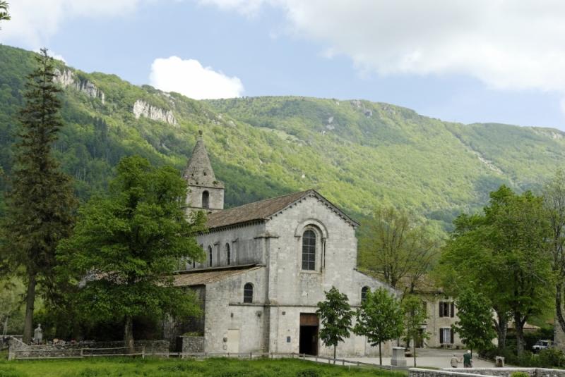 Leoncel Abbaye Drome