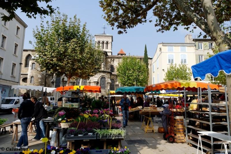 Valence Drome 26 Marché