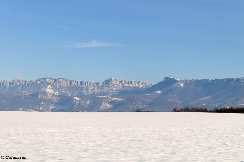 Drome neige charpey