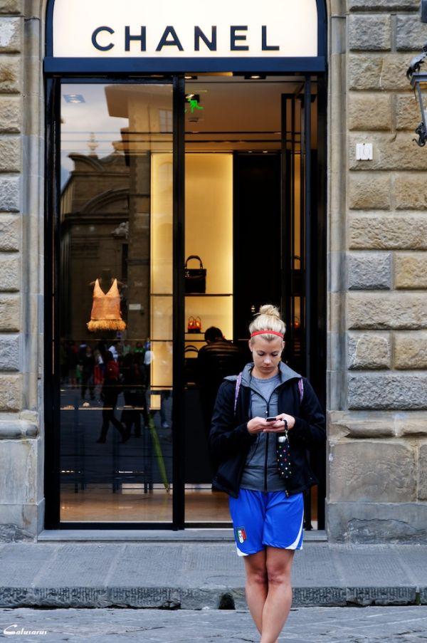 Florence Toscane Portrait