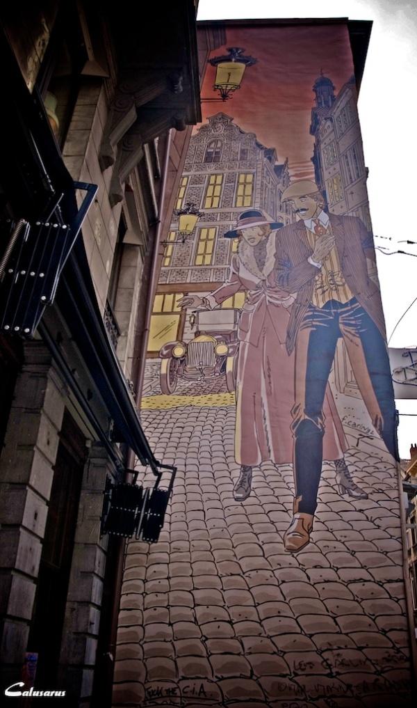 BD Bruxelles Belgique