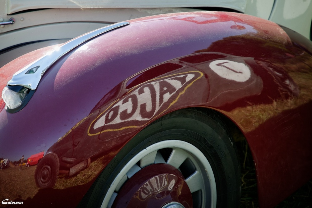 Automobile Drome 26 Chatuzange-Le-Goubet reflet