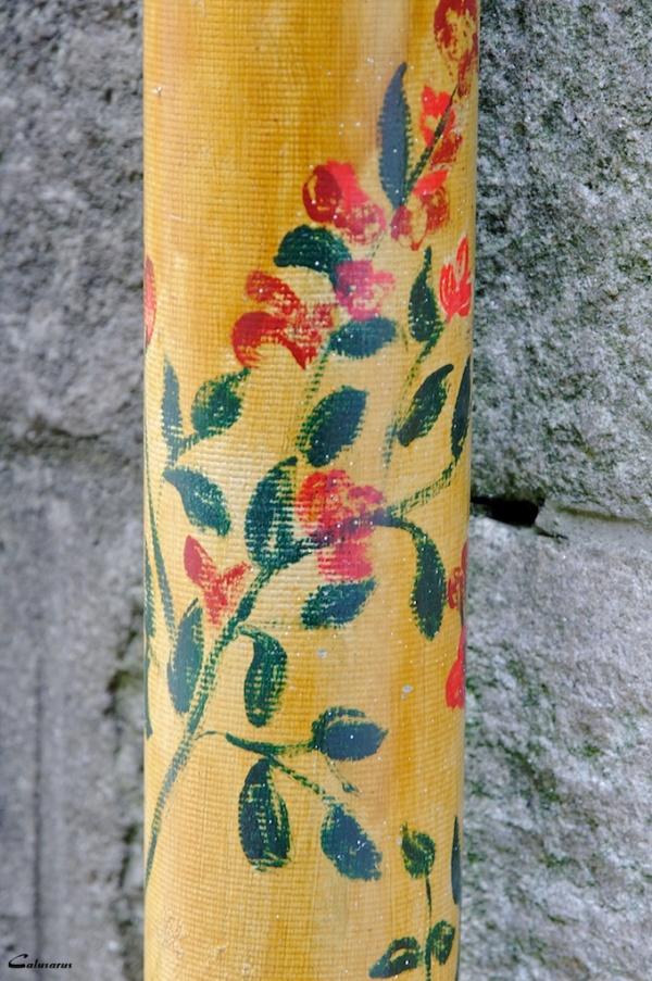 Dinan arts couleurs fleur