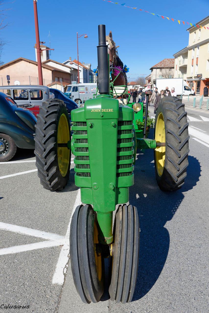Tracteur drome 26 Chatuzange-le-goubet
