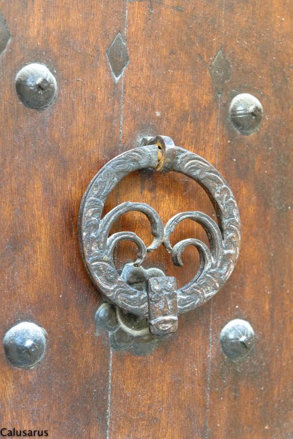 Heurtoir Porte