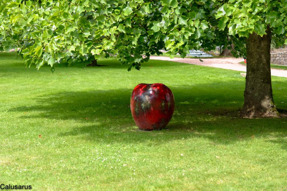 Pomme Eure art