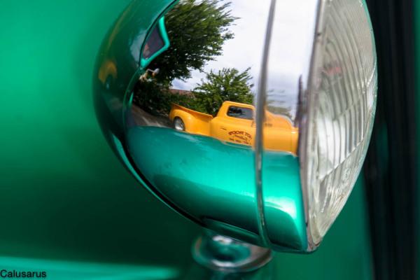 Reflet automobile Isere
