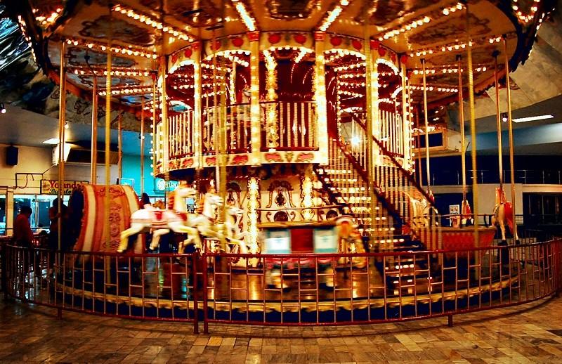A Carousel at Star City