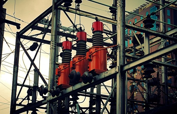 Meralco Cables and Transformers at CSB