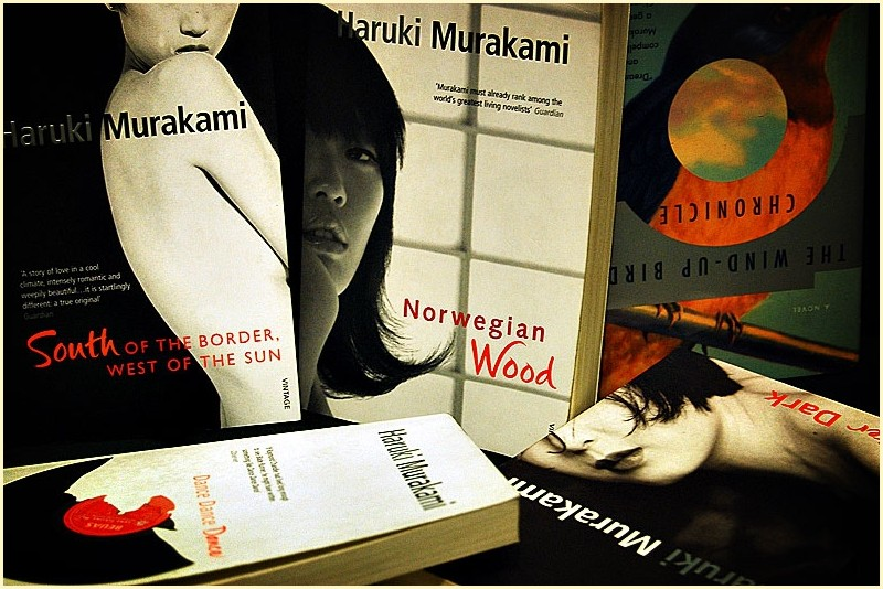Five of My Haruki Murakami Books