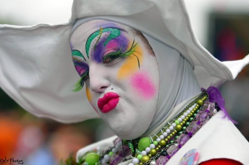 Marche des fiertés ex Gay Pride