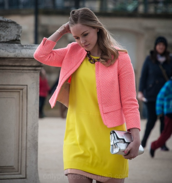 Fashion Week, Paris.