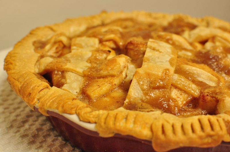 Anyone for Apple Pie?
