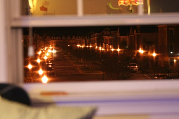 The Boulevard at Night