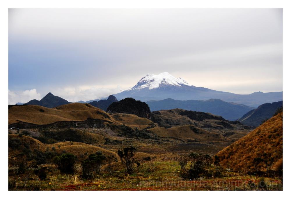 Páramo de Ecuador