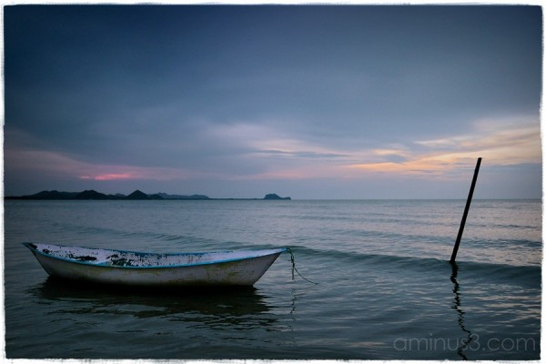 Prachuap Khiri Khan beach
