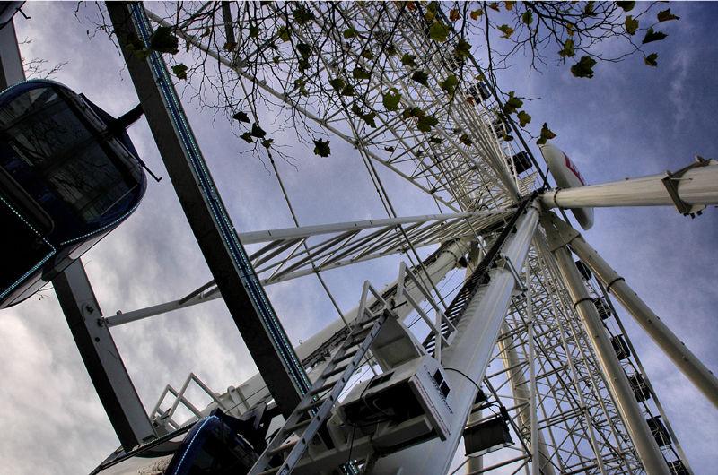 Big Wheel Birmingham West Midlands UK