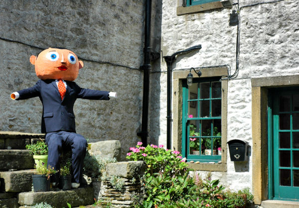 Frank Sidebottom Kettlewell Yorkshire UK