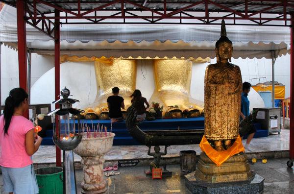 Big Buddha Bangkok Thailand