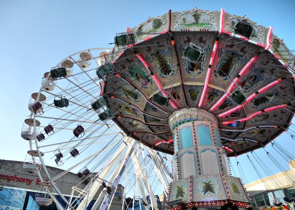Birmingham Swings  UK