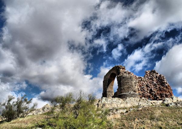 Alcazar La Mancha Spain