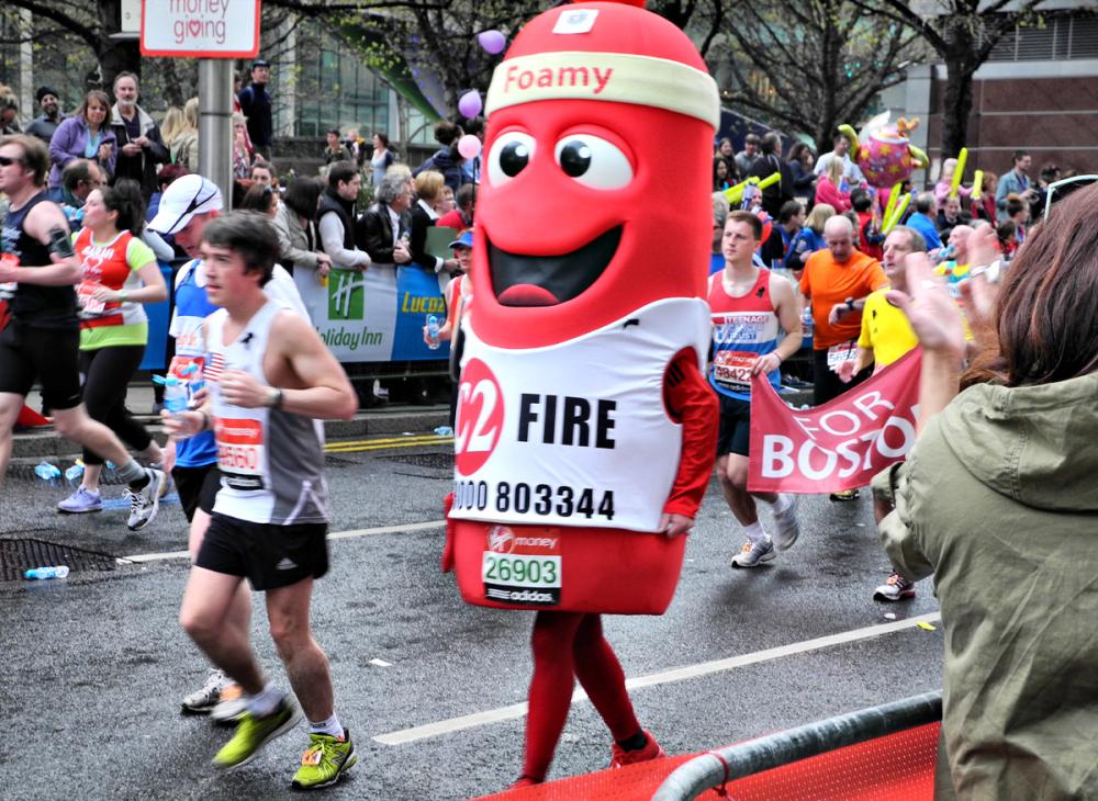 London Marathon UK