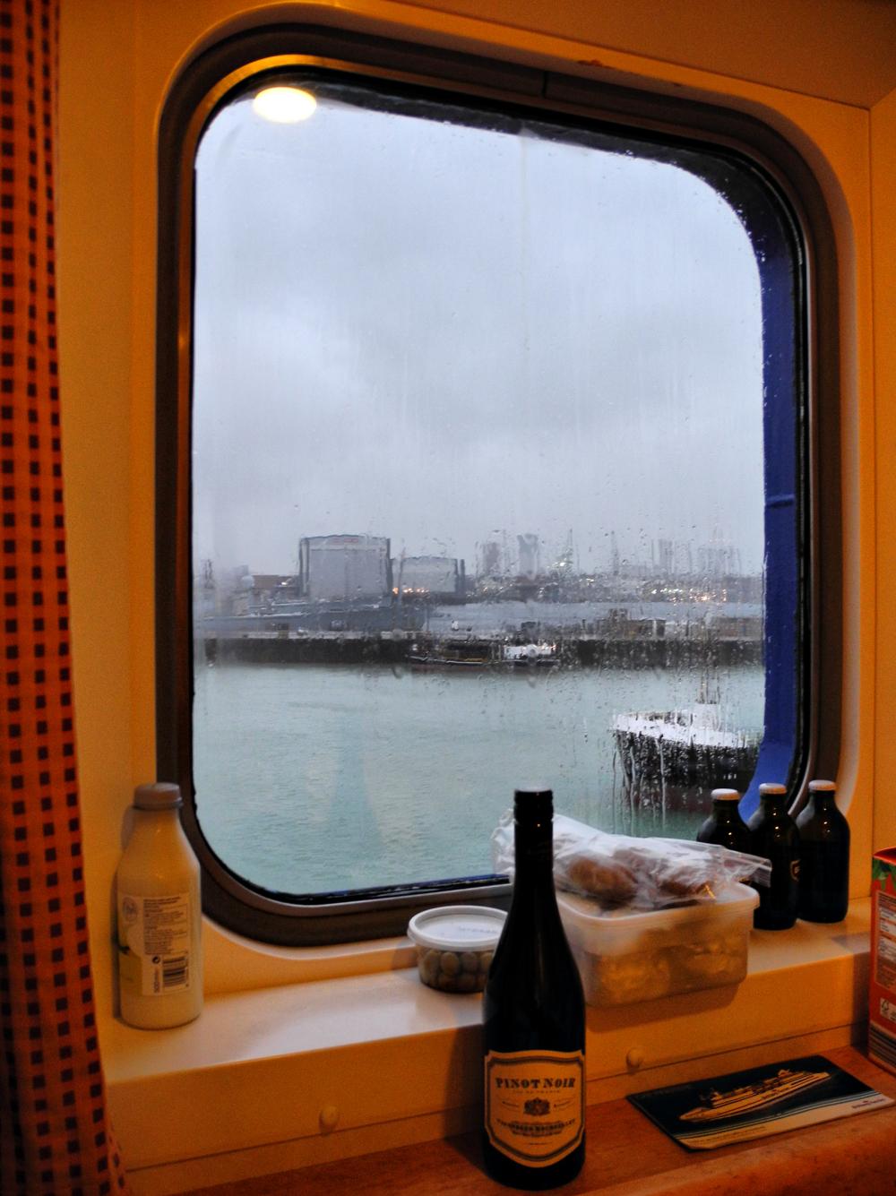 Portsmouth UK Ferry
