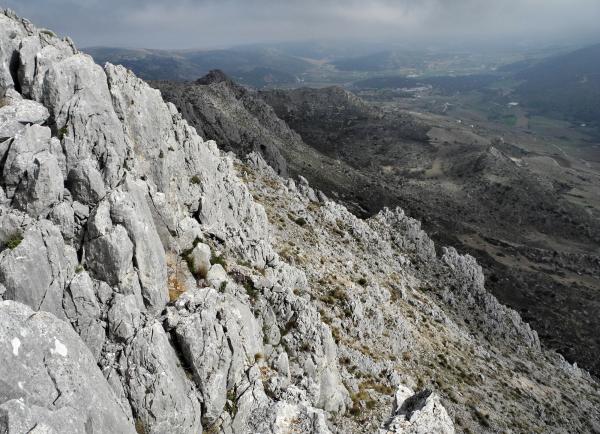 El Moron Axarquia Andalusia Spain