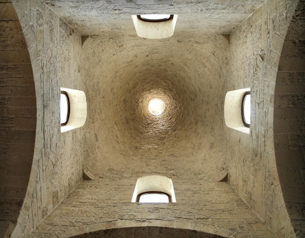 Alberobello Puglia Italy Trullo Church